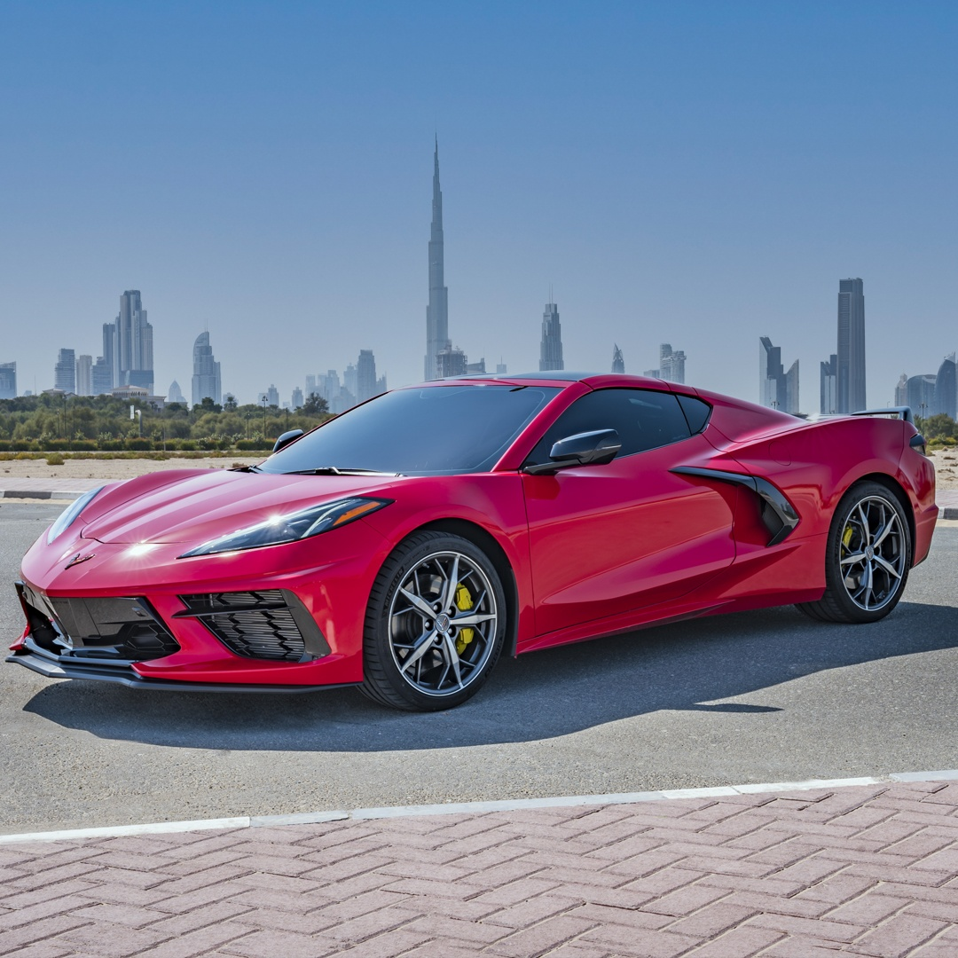 2023 Corvette